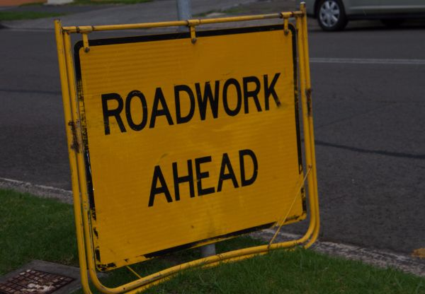 Upgrade works start on the Kings Highway